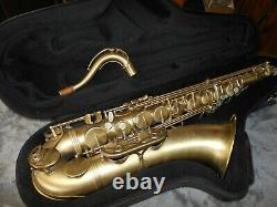 Selmer 74 Paris Reference 54 tenor sax, Very good condition withfactory case