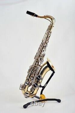 Selmer Bundy II Tenor Saxophone with Case
