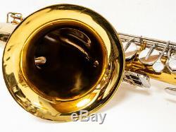 Selmer Bundy Tenor Saxophone SN#653074 withhard case