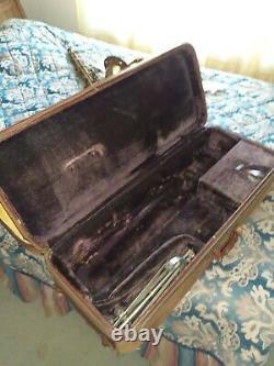 Selmer MVI Tenor sax, 1956, good condition, original lacquer, serial #62247