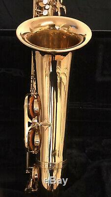 Selmer Mark VII (7) Tenor Saxophone, Paris, Original Case, Excellent Condition