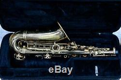 Selmer Mark VII Tenor Sax Saxophone Vintage In Case
