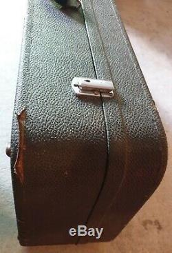 Selmer Mark VI 6 tenor saxophone case vintage