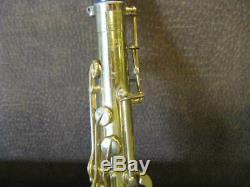 Selmer Mark VI Tenor 1967 Saxophone 148XXX with case