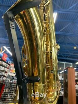 Selmer Mark VI Tenor Saxophone 1973 with Sax Pak Case