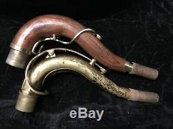 Selmer Mark VI Tenor Saxophone Paraschoes Wood Neck, Walt Johnson Case/Cover