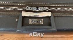 Selmer Mark VI Tenor Saxophone Tri-Pack Case Vintage