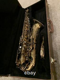 Selmer Mark VI Tenor Saxophone with Case