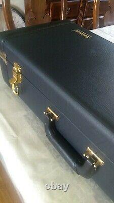 Selmer Mark VI Vanguard Tenor Saxophone Case CASE ONLY Mint Condition