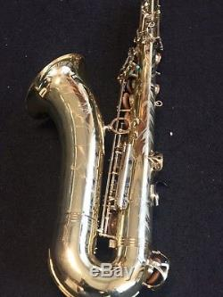 Selmer Omega Tenor Saxophone WithProTech Case