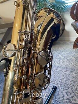 Selmer Omega Tenor Saxophone with Case + Selmer Mouthpiece