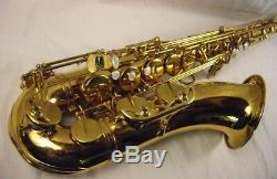 Selmer Paris Mark VII Professional Tenor Saxophone 289, XXX Selmer Case Nice