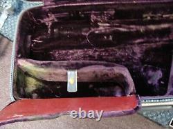 Selmer Paris Mark VI Case For Tenor Saxophone