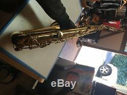 Selmer Paris Mark VI Professional Tenor Saxophone Beautiful 166xxx W Selmer Case