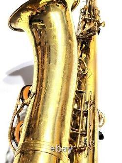 Selmer Paris Mark VI Tenor Saxophone Extraordinary Player SN#163xxx