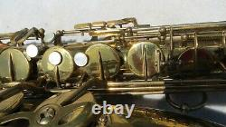 Selmer Paris Mark VI Tenor Saxophone with Hard Case and OTTO LINK Mouth piece
