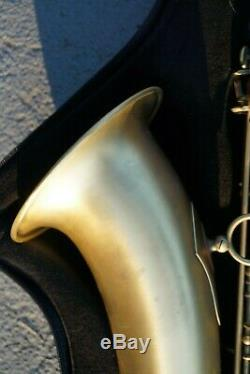 Selmer Paris Reference 54 Professional Bb Tenor Sax & Hardshell Case