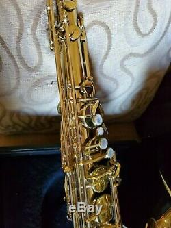 Selmer Paris Series III Tenor Saxophone Brass Excellent Condition with case