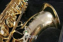 Selmer Paris Super Action 80 series II tenor 1994 excellent condition