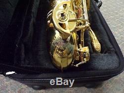 Selmer STS280 La Voix II Tenor Saxophone Sax With Case