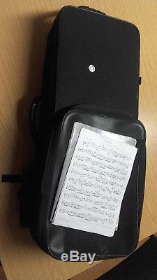 Selmer Serie III Tenor Saxophone in BAM Trekking Case
