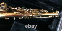 Selmer Signet Tenor Sax. USA Made 70's NEW SKB Case. 99%Original Lac Excellent