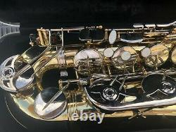 Selmer TS400 Tenor Saxophone with Hard Shell Case NICE
