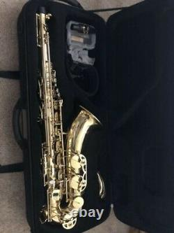 Selmer TS44 Professional Tenor Saxophone Used with FREE Case & Accessories