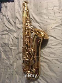 Selmer TS711 Prelude Tenor Sax with case