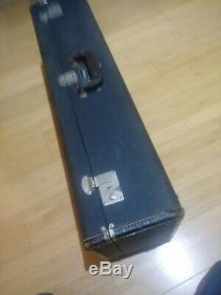 Selmer Tenor Saxophone Case Only. Vanguard with flute insert
