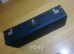 Selmer Tenor Saxophone Case Only. Vanguard with flute insert. Broken handle