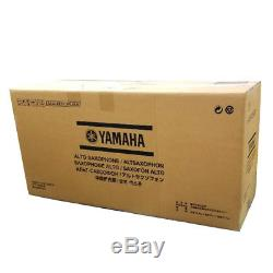 Ship from US New YAMAHA YTS-62 Tenor Saxophone with Case UPS Free Shipping