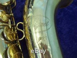 Solid American Made Quality! Selmer Signet U. S. A. Tenor Saxophone + Gator Case