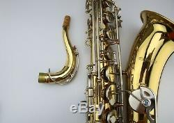Super Nice Reynolds Tenor Saxophone in Case Ships Free