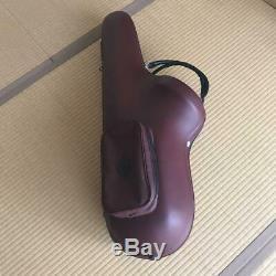 Super lightweight pack case for Selmer B tenor Saxophones 244/NK