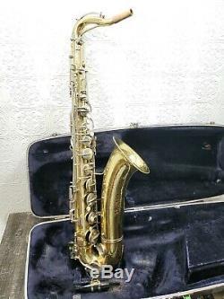 Tenor Saxophone Conn 16M Sax Shooting Stars withcase