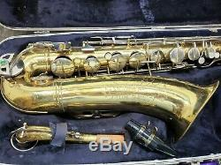 Tenor Saxophone Conn 16M Sax Shooting Stars withcase