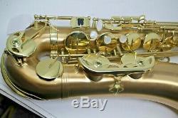 Tenor Saxophone P Mauriat Le Bravo 200 Global Series w Case FREE SHIPPING