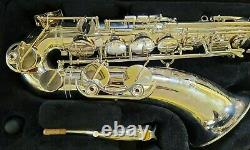 Tenor Saxophone Silver Plated -Yamaha YTS-62III Professional