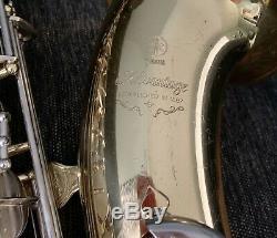 Tenor Saxophone With Case Yamaha Advantage Yts-200AD
