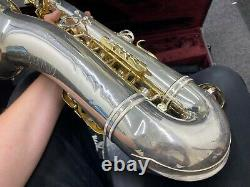 USED Jupiter JTS-889 Pro Tenor Saxophone with case