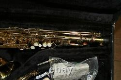 Used Antigua Winds Tenor Saxophone with Hard Case