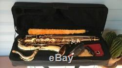 Used MERANO Tenor Sax in Great Condition with Original Case