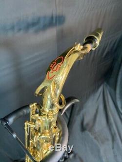 Used YANAGISAWA T-900 MIJ Tenor Saxophone withHard Case Free International Ship