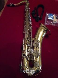 Used Yamaha YTS23 Tenor Saxophone With Hard Case