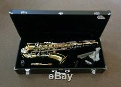 Used Yamaha YTS23 Tenor Saxophone withCase and 2 Mouthpieces