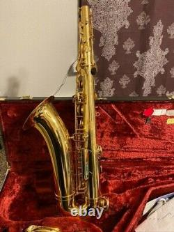 Used Yamaha YTS-34II Allegro Tenor Saxophone in Good Condition with case
