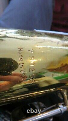 VINTAGE CONN 22M TENOR SAXOPHONE with CASE FULLY SERVICED & TESTED READY TO PLAY