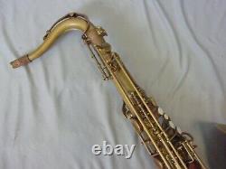 Very Cool! Excellent! Saxophone. Com Tenor Saxophone + Mpiece + Case + Extras