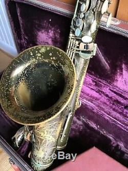 Vintage 1954 Selmer Mark VI 56xxx Tenor Saxophone with Original Case
